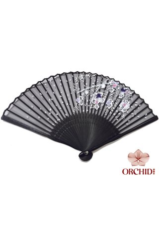 827-91 | Special Craft Flower Design Hand Fan