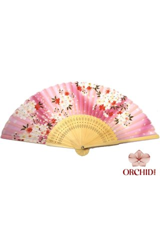 8482711 | Chinese Style Folding Hand Fan