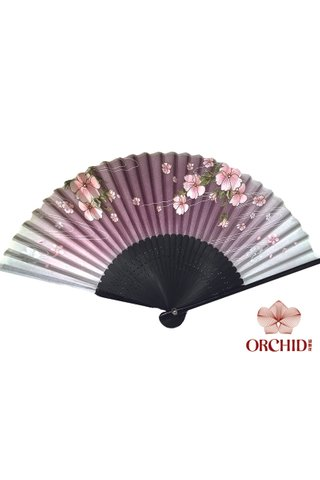 8482757 | Flower Design Hand Fan