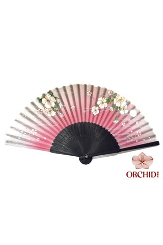 8482795 | Flower Design Hand Fan