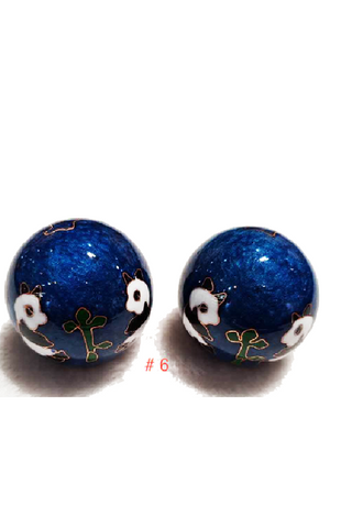2pc Stainless Steel Hand Massager Ball Exercise Stress Ball 6