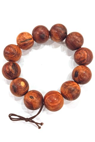 653 | Indonesia Kalimantan Wood Bracelet