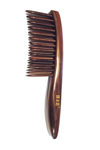 8100606 | Tan's Green Cloud Rose Massage Comb