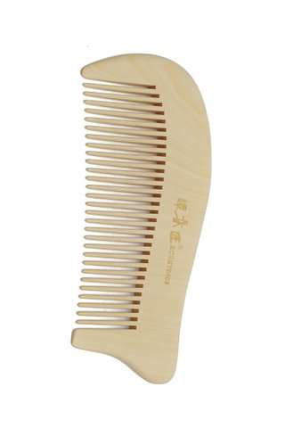 8100008 | Tan's Box Wood Hair Care COmb