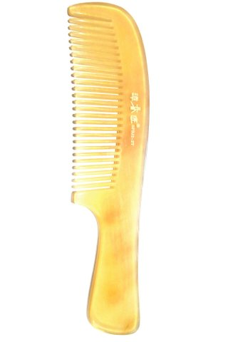 8100502 | Tan's Natural Ox Horn Comb | Medicine Health Care Good For Hair